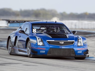 Cadillac Racing ready for 2017 Pirelli World Challenge GT season: O'Connell and Cooper return, Rolex 24-winning Taylor brothers join for SprintX rounds. (Richard Prince/Cadillac Photo)