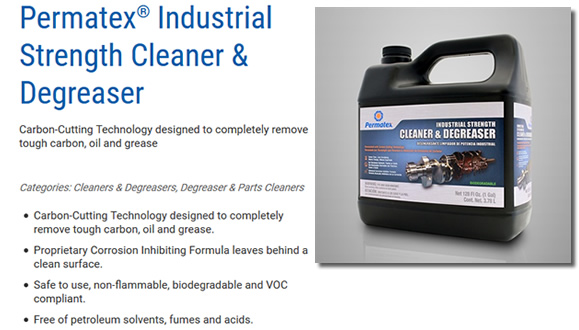 PRODUCT REVIEW] Permatex Parts Cleaner and Degreaser | Cadillac V-Net