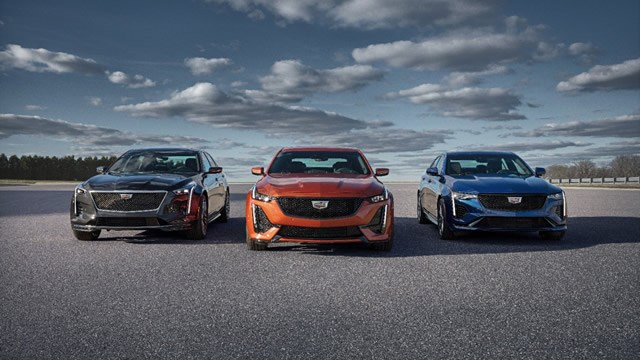 The first-ever 2020 CT4-V and CT5-V, along with the 2019 CT6-V, grow the V-Series family with even more levels of performance while preserving the lineage established by the original V-Series lineup introduced in 2004.