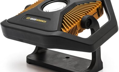 "GearWrench ""3000 Lumen Rechargeable Area Light"" (PN 83139)"