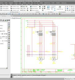 intelligent sld s circuit diagrams with cadison electrical designer [ 1713 x 1029 Pixel ]