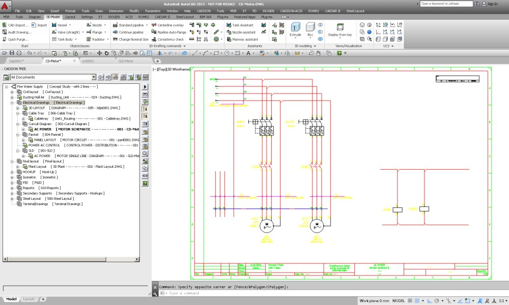 medium resolution of intelligent sld s circuit diagrams with cadison electrical designer