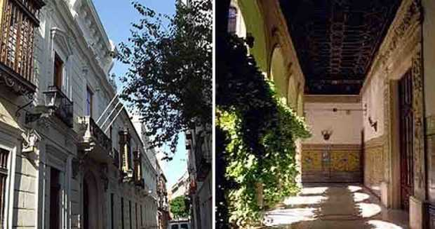 Palacio Monsalves