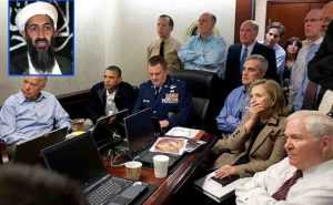 Bin Laden Barack Obama