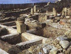 La actividad comercial en Baelo Claudia  1  Pagina 3  La ciudad romana en Cdiz Baelo Claudia en la provincia de Cadiz Provincia de Cdiz