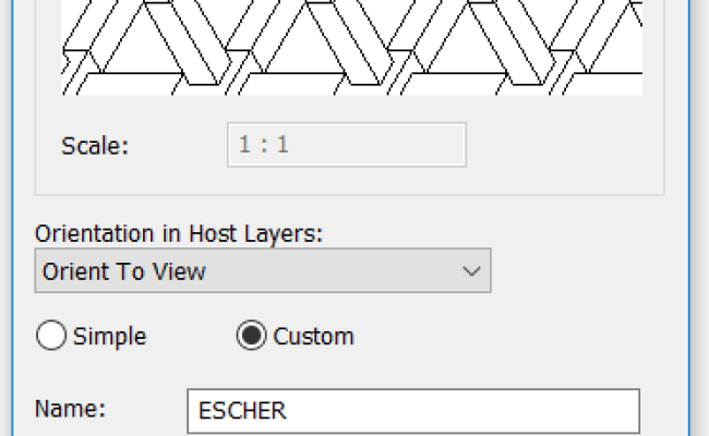 Revit Architecture 2018 Custom Revit Hatch Patterns
