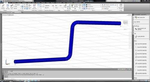 small resolution of plant 3d 2014 aligning piping fittings