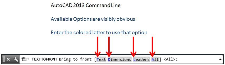 Floating Autocad Command Line