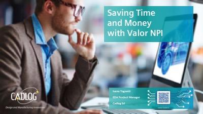 Risparmiare tempo e soldi con Valor NPI