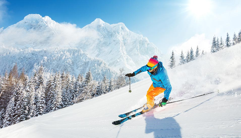 Benefits of Sports Massage for skiers - Cadman Race