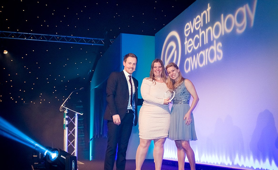 CadmiumCD Wins Event Technology Awards