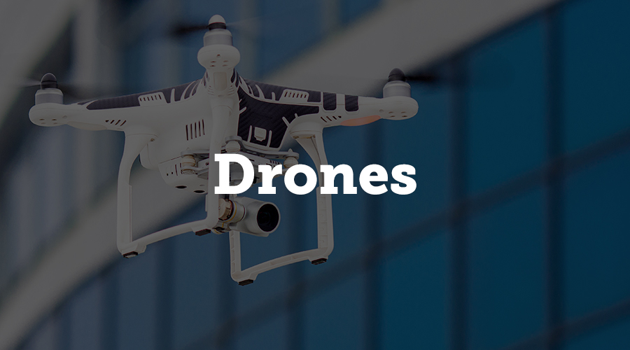 Despite their reputation as toys or spy technology, drones are used for many entertainment and event purposes. Today many planners have the option of creating sneak peaks or behind the scenes tours before an occasion. Wouldn't it be something if those attending can preview the event venue from the internet before they go?