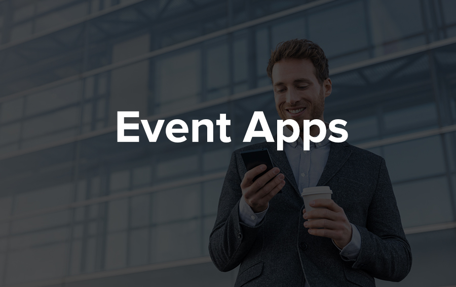 Because of their boom in popularity, both attendees and vendors have become accustomed to having an app when they arrive at an event venue. Events large and small have mobile applications to help run their logistics throughout the course of a single or multi-day meeting, trade show or conference.