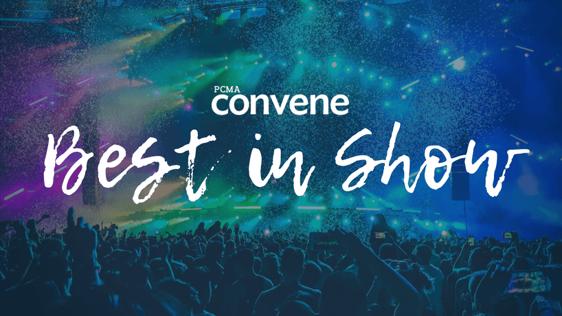Since 2015 CadmiumCD has consistently earned a place on PCMA Convene's Best in Show list for various new developments and innovations. This year Conference Harvester Logistics, alongside eventScribe Boost, won Most Innovative Event Technology.