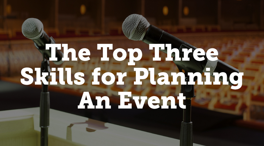 While being a pro in the field of a supposed large-scale event is the first requirement there are a few more things that you should be capable of in order to bring such a gathering to success.