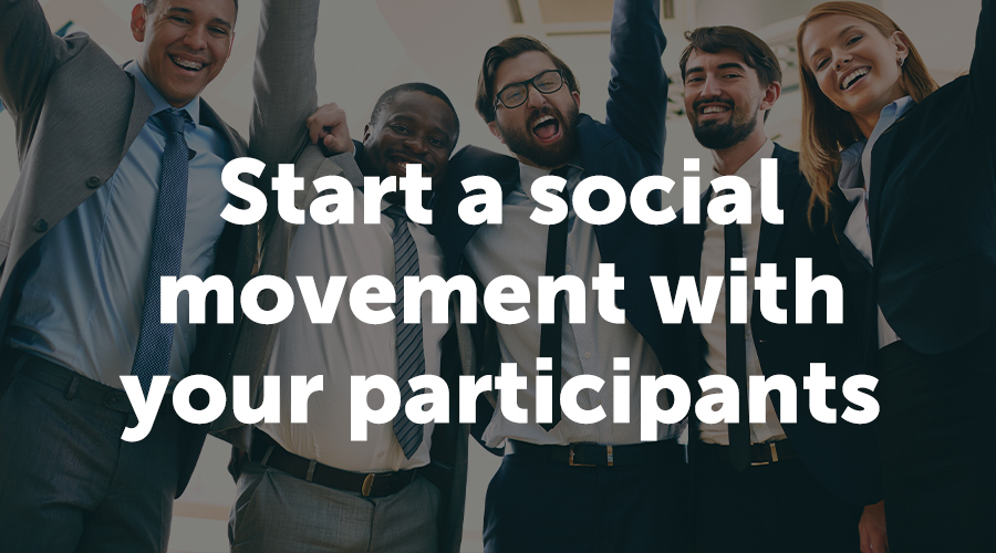 Rachel Stephan's #3 Tip: Start a Social Movement