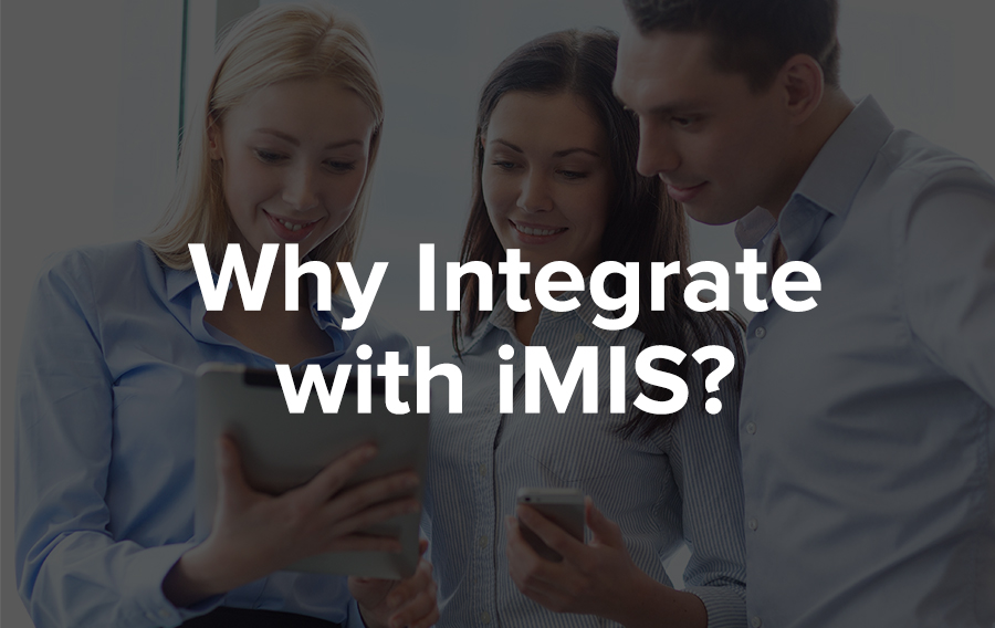 Why did CadmiumCD integrate with IMIS?