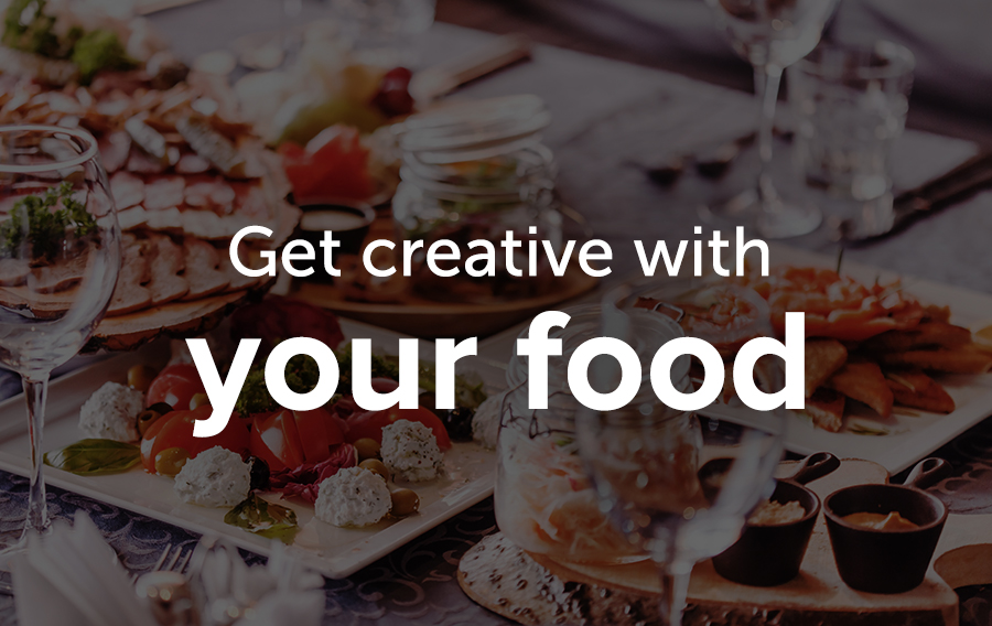 Katie Herritage, author of Special Events for Less and former Global Events Manager for Amazon Web Services, says getting creative with your food could help you save money for your upcoming association meetings!