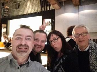 Steve, R.K. Mcswain, Cyrena Respini-Irwin, Erik De Keyser