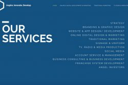 Cadogan and Hall | iiD Consulting Website