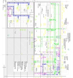 hvac drafting drawing [ 3368 x 4768 Pixel ]