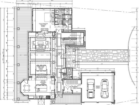 Architectural Drafting Services: AutoCAD 2D to 3D Drawing
