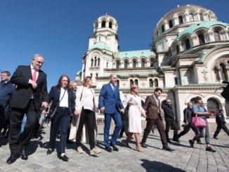 Foto: Ministerio de Exteriores de Bulgaria