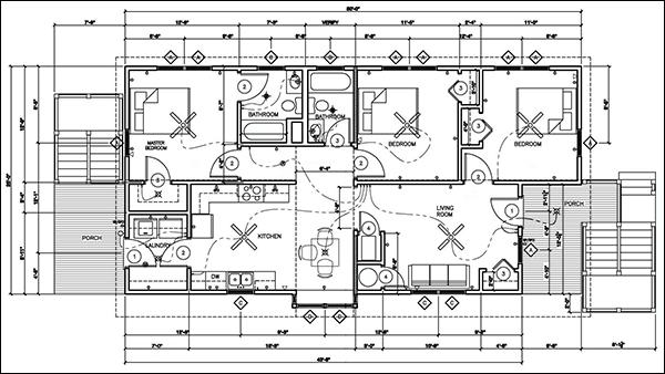Building Symbols For Cabling Diagram Blueprint Software Free Blueprints Blueprint Drawing