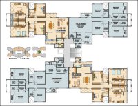 Commercial Floor Plan Software | Commercial Office Design