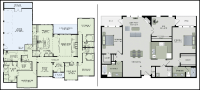 House Plan Software | CAD Pro Professional House Plan Software