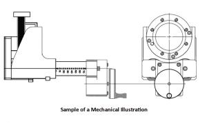 Mechanical Diagrams | Valve Diagrams | Milling Machine
