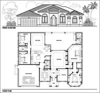 Easy Home Building Floor Plan Software | CAD Pro