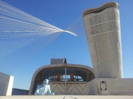 Toit-terrasse 3 - La Cité radieuse - Le Corbusier Marseille