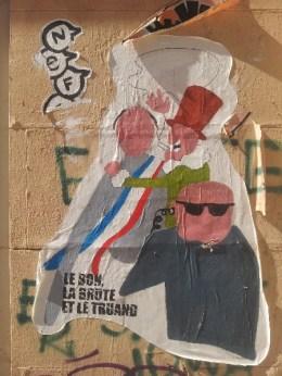 Le bon, la brute et le truand - Cours Julien - Marseille