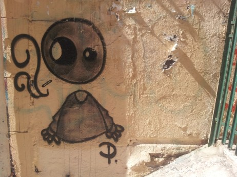 Tête de bille - Cours Julien - Marseille