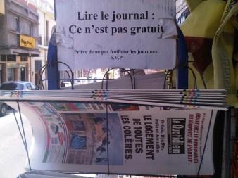 Le Quotidien d'Oran (2011)
