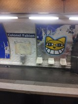 M. Chat, chat souterrain Paris 19e - 08/12/2012