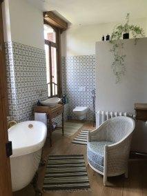 Chantier rénovation salle de bains