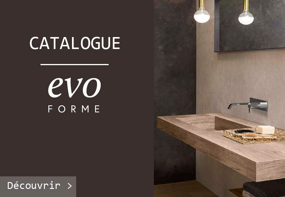 Catalogue produit EVO