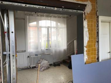 Manoir rénovation avant