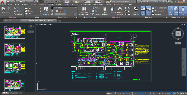 3 phase power wiring diagram audi a4 1 8t engine blood bank project electrical autocad projects free dwg » cadsample.com