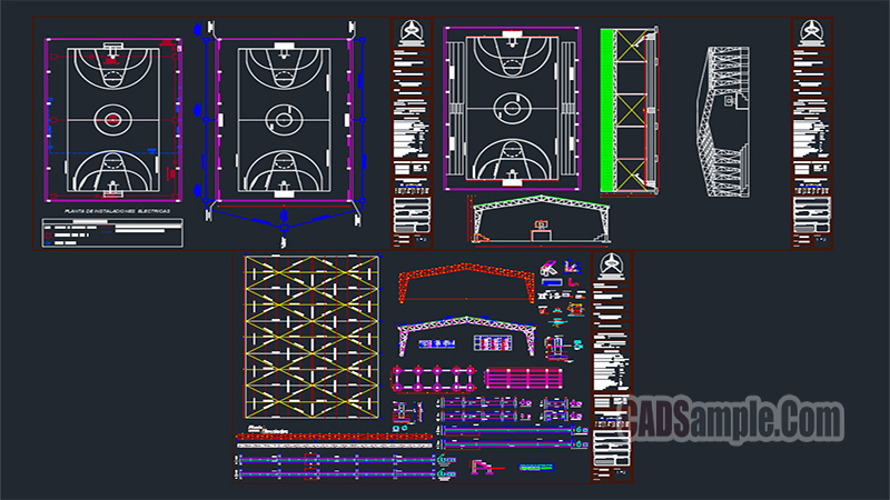 2d Cad Symbols Gym Equipment
