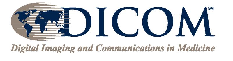 Logotipo del estándar de interoperabilidad DICOM