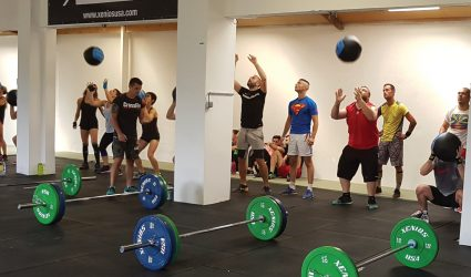 caecilus functional fitness endurance