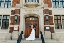Lia Jeff Birmingham Wedding Townsend Hotel St. John