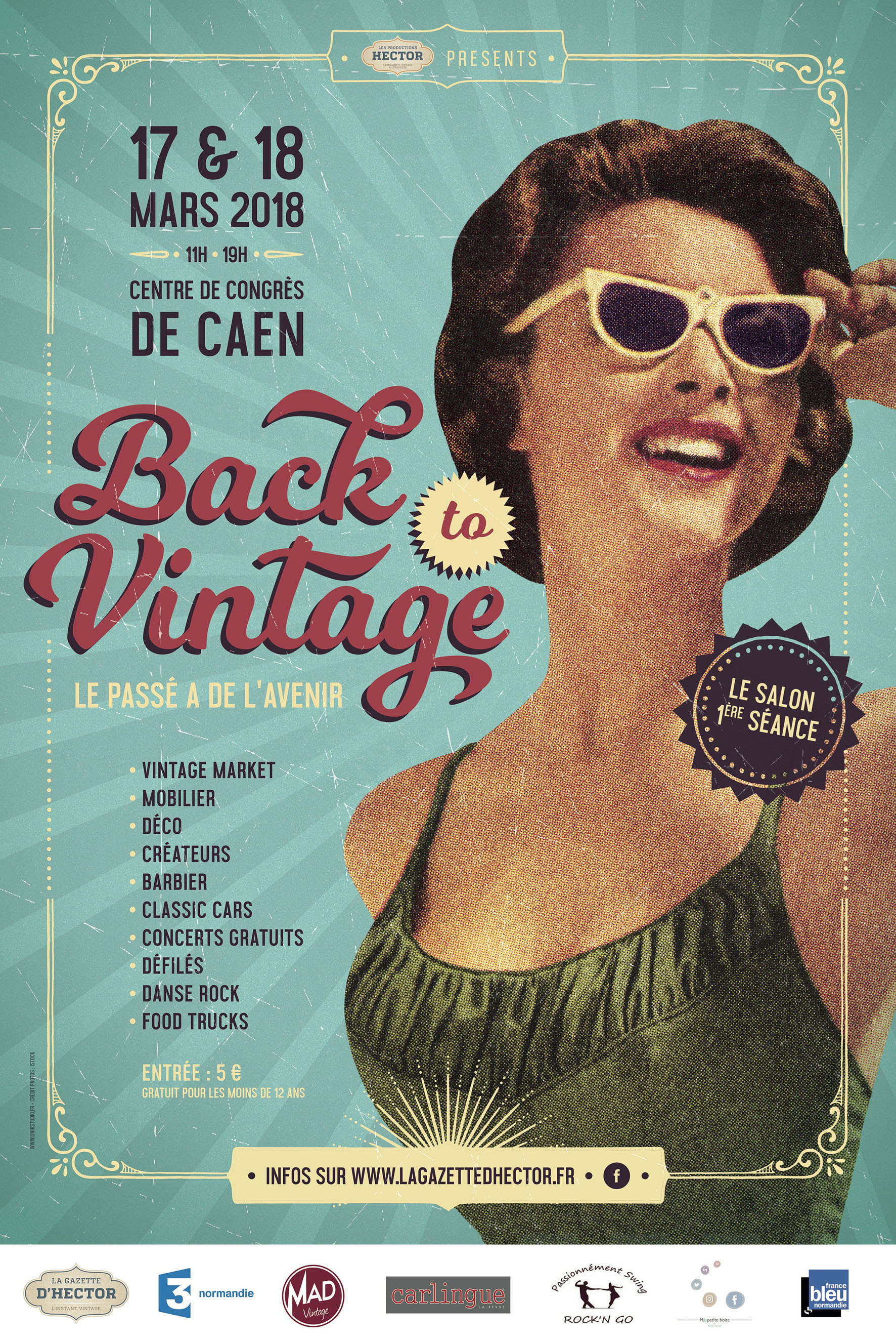BACK TO VINTAGE  Caen Event