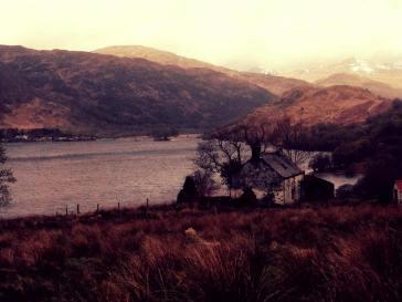 Loch Lomond Bothy