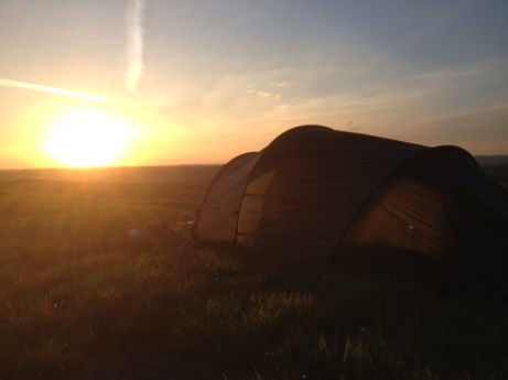Hilleberg sunrise
