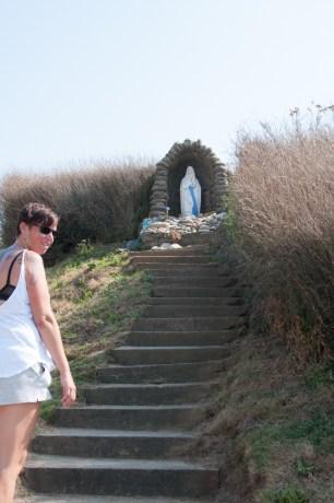 Hiking Opal Coast