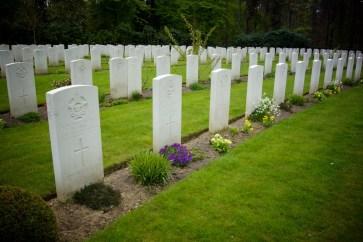war cemetery Heverlee